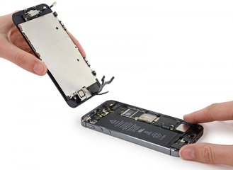 Onderdelen en reparaties iPhone 5