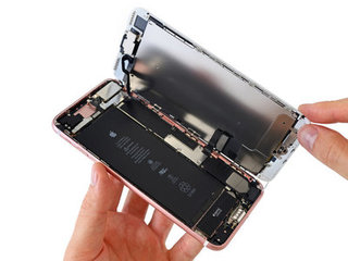 Onderdelen en reparaties iPhone 7
