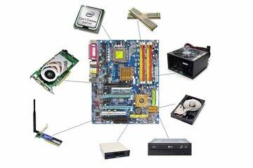 Onderdelen en reparaties PC