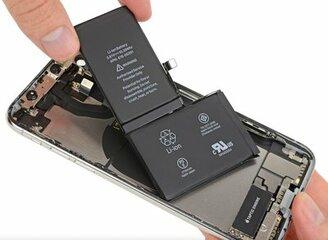 onderdelen iphone x