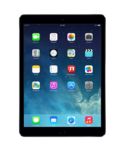 Apple iPad Air Space Grey 16GB Wifi (4G) + Garantie