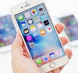 *Outlet* Apple iPhone 6S 16GB simlockvrij white gold + Garantie_