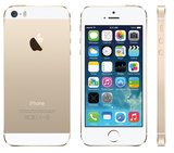 Apple iPhone 5s 64GB white gold