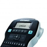 Dymo S0946320LM LABELMANAGER 160P QWERTY [hermal transfer, 180 x 180 DPI, 12 mm/s, LCD, Blk/Silver]_