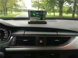 Smartphone auto dashboard Head-up display (HUD)_