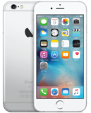 *ex showmodel* Apple iPhone 6S 64GB simlockvrij White Silver + Garantie_