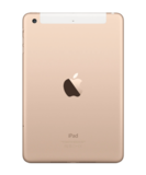 ipad mini 3 gold achterkant
