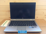 Windows XP, 7 of 10 Pro laptop HP 2570p i5 4/8GB hdd/ssd + Garantie
