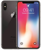 Apple iPhone X 256GB simlockvrij Space Grey + Garantie_