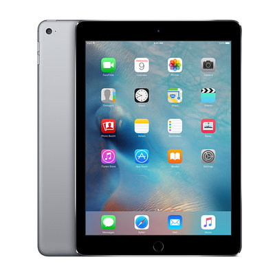 *thuiswerk/studie actie* Apple iPad Air Space Grey 64GB WiFi (4G) + Garantie