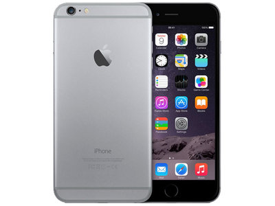 Apple iPhone 6S Plus 64GB simlockvrij space grey + Garantie