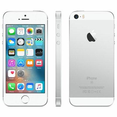 *Gratis screen protector* Apple iPhone SE 32GB simlockvrij White Silver + Garantie