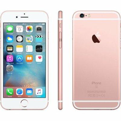 Apple iPhone 6S 64GB simlockvrij rose gold + Garantie