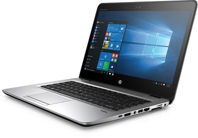 Windows 7 of 10 Pro HP EliteBook 840 G3 i5-6200U 8GB 256GB SSD 14 inch