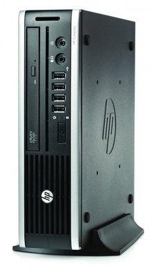 Windows XP, 7, 10 Pro Mini PC HP Elite 8200 i3-2100 4GB 160GB DVDRW
