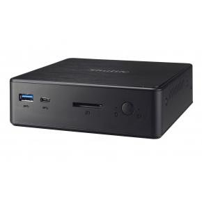 Shuttle NC10U XPÐ¡ Slim PC Barebone [Intel Celeron 4205U SoC, 2x DDR4 SO-DIMM, UHD610, WiFi, 65 W]