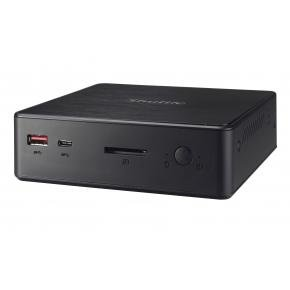 Shuttle NC10U7 XPÐ¡ Slim PC barebone [Intel Core i7-8565U SoC, 2x DDR4 SO-DIMM, UHD620, WiFi, 65 W]