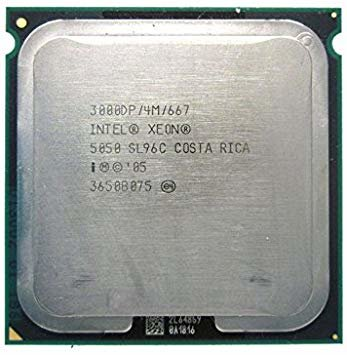 *nieuw* Intel Xeon E5050 3.0Ghz 4MB FSB667 Socket 771 op=op