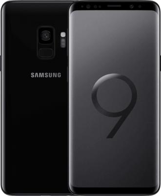 Samsung galaxy S9 64GB simlockvrij black (software taal engels) + Garantie