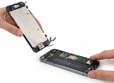 nieuw scherm plaatsen iPhone 5C in spijkenisse op afspraak