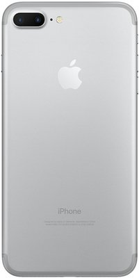 "Apple iPhone 7 plus 128GB 5.5"" wifi+4g simlockvrij white silver + garantie"
