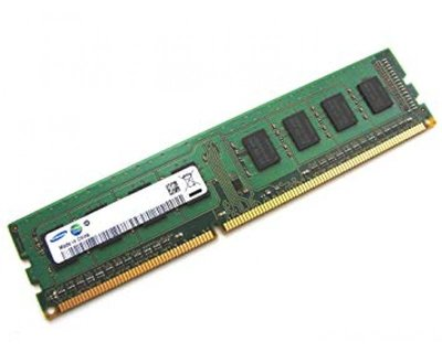 Samsung 2GB PC geheugen 1Rx8 PC3-10600U DDR3
