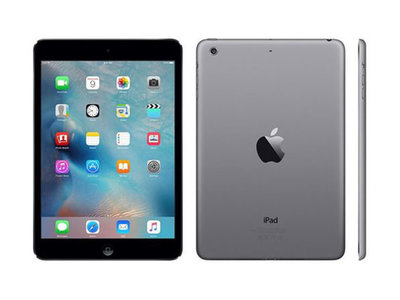*Gratis iPad standaard* Apple iPad Mini 2 space grey 32GB Wifi (4G) + Garantie