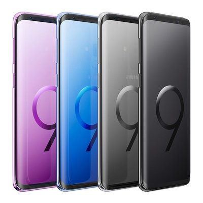 Samsung galaxy S9 64GB simlockvrij black (software taal engels) + Garantie