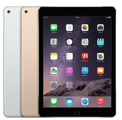 """thuiswerk/studie actie Apple iPad 9.7"""" Air 2 16GB WiFi (4G) space grey + garantie"""