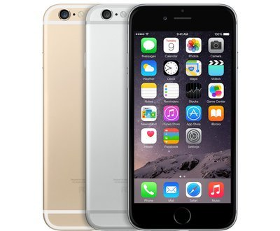 "Apple iPhone 6 16/32/64/128GB 4.7"" (ios 12) wifi+4g simlockvrij + garantie"