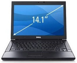 Windows XP, 7 of 10 Pro laptop Dell E6400 P8600 (2.4Ghz) 4GB HDD/SSD 14 inch + Garantie