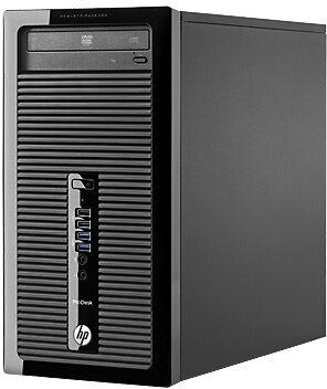 Windows XP, 7 of 10 Pro HP ProDesk 400 G1 MT i5-4570 4GB 320GB DVDRW + garantie