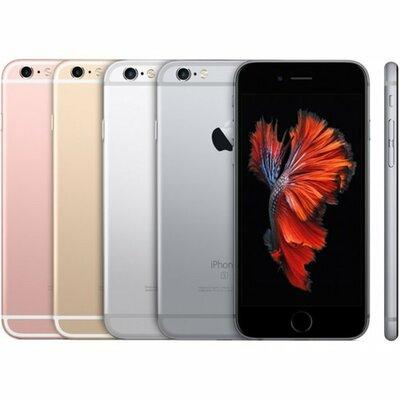 Apple iPhone 6S 128GB simlockvrij space silver gold rose + Garantie