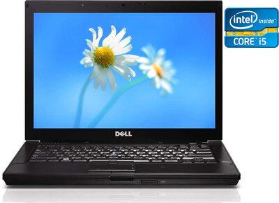 Windows XP, 7 of 10 Pro laptop Dell E6410 i5-520M HDD/SSD 14.1 inch + Garantie