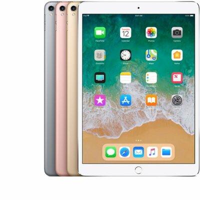 "thuiswerk/studie actie Apple iPad 5 (2017) 9.7"" 128GB space silver gold rose wifi (4G) + garantie"