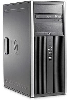 Windows XP, 7 of 10 Pro HP 8100 Elite CMT i5-650 4GB 160GB DVDRW + garantie