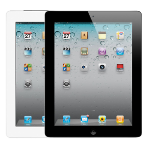 "Apple iPad 9.7"" 2 16GB WiFi (3G) wit zwart + garantie"