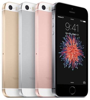"gratis cadeau Apple iPhone SE 16/32/64/128GB 4"" (ios 14+) simlockvrij + garantie"