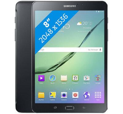 "Samsung Galaxy tab S2 8.0"" 32GB WiFi + 4G black"