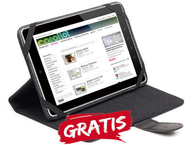 "gratis beschermhoes Apple iPad mini 16/32GB A5 7.9"" WiFi (4G) + garantie"