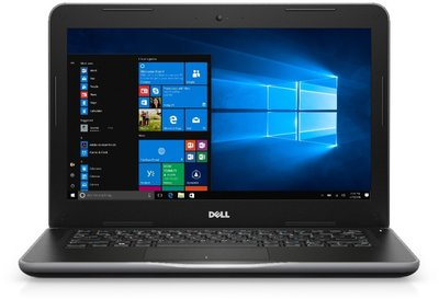 NIEUWSTAAT Windows 7 of 10 Pro laptop Dell 3380 Intel-6006U 4/8GB 128GB ssd HDMI 13.3 inch + Garantie
