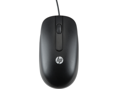 HP Optical Mouse USB black 800dpi