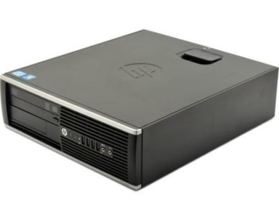 Windows XP, 7 of 10 Pro PC HP 6200 Pro SFF i3-2100 4/8GB hdd/ssd DVDRW + garantie