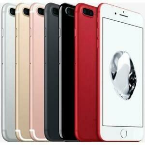 "Apple iPhone 7 plus 32/128GB 5.5"" wifi+4g simlockvrij zwart + garantie"