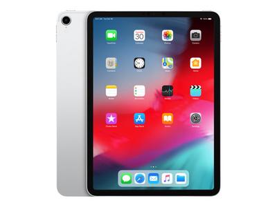Apple 11-inch iPad Pro Wi-Fi, zilver + garantie
