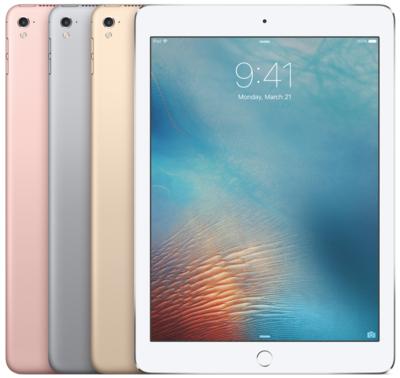 "Apple iPad Pro 9.7"" space grey 32/128GB Wifi (4G) + garantie"