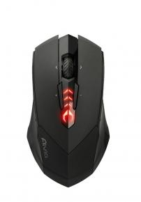 Gigabyte M8600 Aivia Wireless Macro Gaming Mouse USB Twin-eye Laser