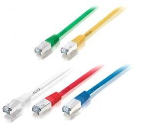 Equip 605692 Patch cable Cat.6A, S/FTP (PIMF) LSOH, black ,3m