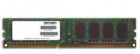 Patriot PSD34G160081 Signature LONG DIMM [4GB, DDR3 UDIMM, 1600MHZ, CL11, 1.5V]