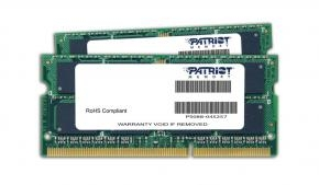 Patriot PSD38G16002S Signature SO-DIMM [8GB, DDR3, 1600MHZ, CL11, 1.5V]